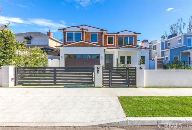 Single Family Home for Sale at 4408 Ledge Avenue Toluca Lake, California 91602 United States