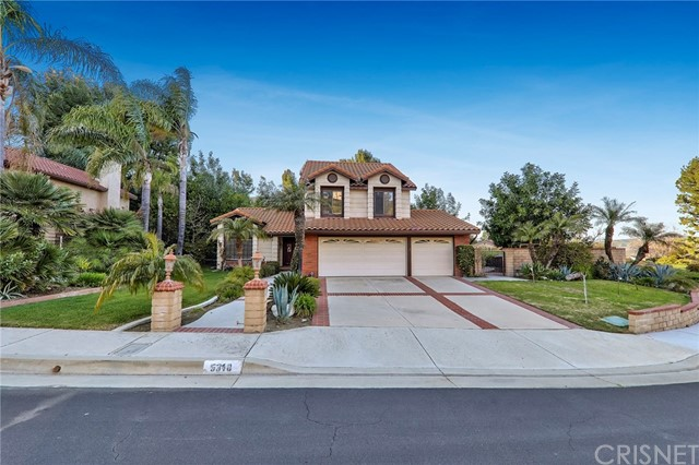 One of Anaheim Hills Homes for Sale at 5310 E Big Sky Lane, 92807