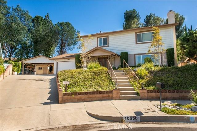 10650 Olympia Place Northridge, CA 91326 - MLS #: SR18117454