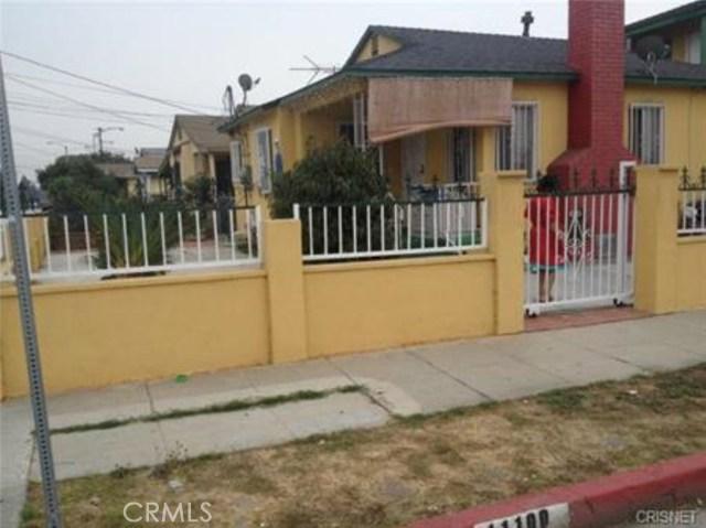 11100 S Grevillea Avenue  Lennox CA 90304