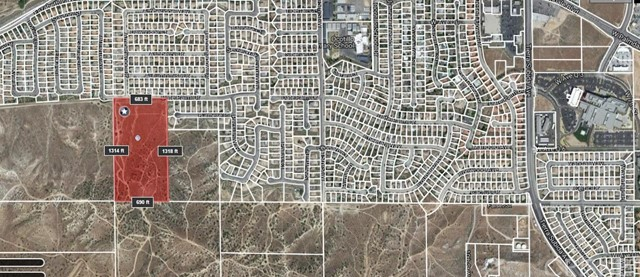 Land for Sale at Vac/Cor 20th Stw/Date Palm Drive Palmdale, 93550 United States