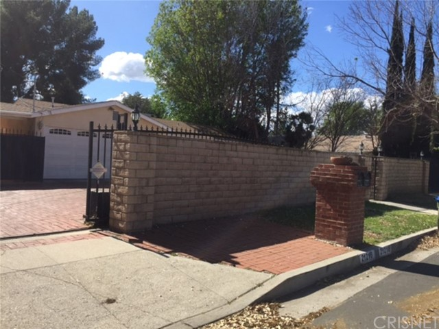 Single Family Home for Sale at 21218 CHASE Canoga Park, California 91304 United States