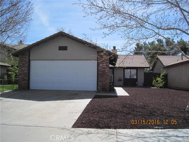3456 San Felipe Court Palmdale CA  93550