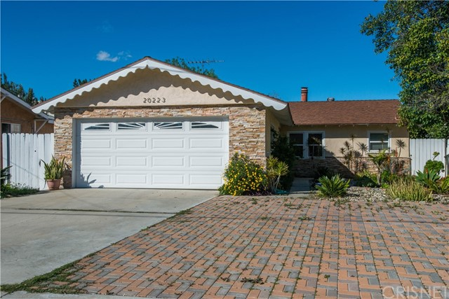 Single Family Home for Rent at 20223 Lanark Street Winnetka, California 91306 United States