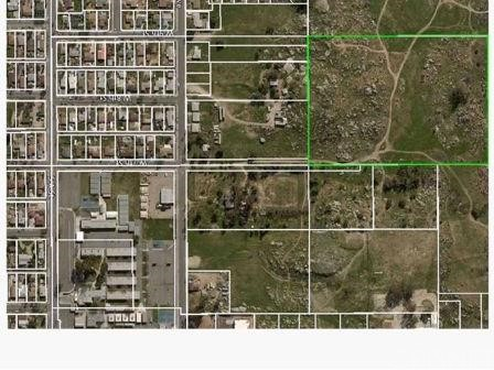 0 14.00 ACRES IN LOT 3 MB 014/671 SD WITTS FOOTHILL, Perris, CA 92570