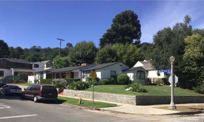 Photo of 12036 LAUREL TERRACE DRIVE, Studio City, CA 91604