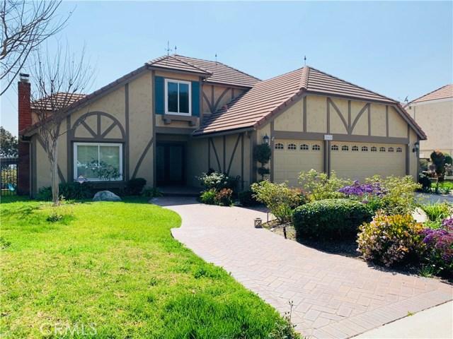 20680 Manzanita Avenue, Yorba Linda, California