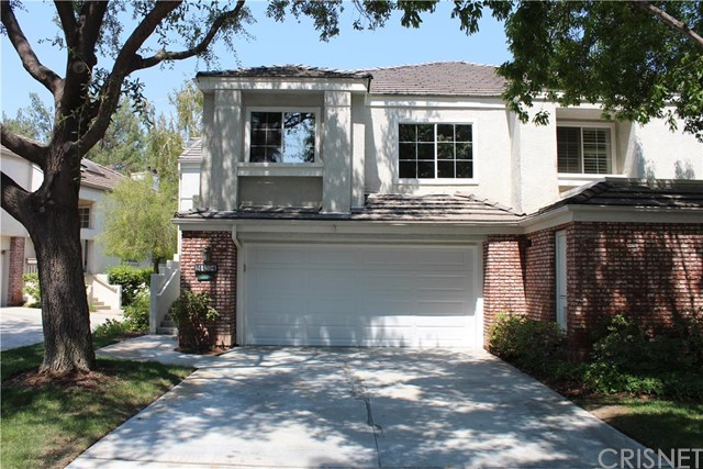 24430 Hampton Drive A Valencia, CA 91355 is listed for sale as MLS Listing SR16185306