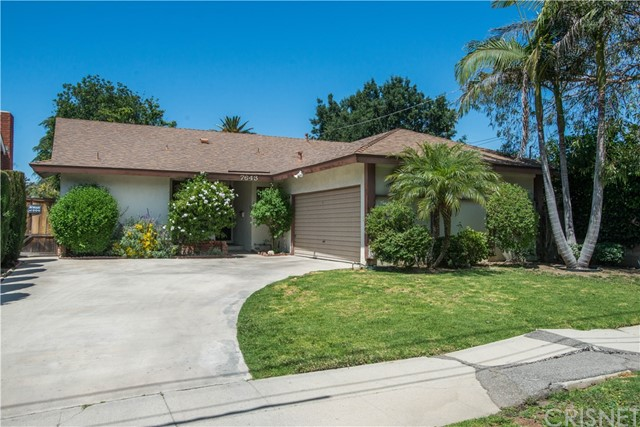 7643 Encino Avenue Northridge, CA 91325 - MLS #: SR17098863