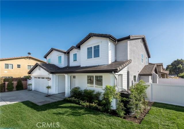 8352 Cooper Place Winnetka, CA 91306 - MLS #: SR17227621
