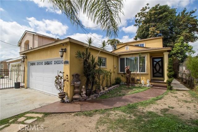 827 W School Street Compton, CA 90220 - MLS #: SR17192204
