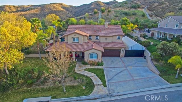 Casa Unifamiliar por un Venta en 30036 Sagecrest Way Castaic, California 91384 Estados Unidos