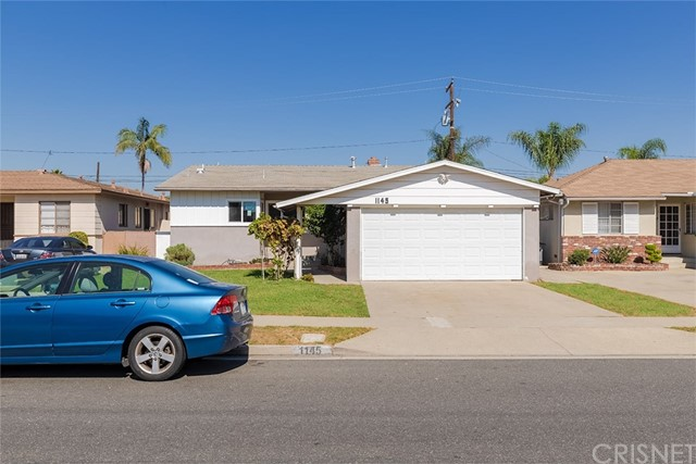 1145 149th Street, Gardena, California 90247, 3 Bedrooms Bedrooms, ,1 BathroomBathrooms,Single family residence,For Sale,149th,SR19248517