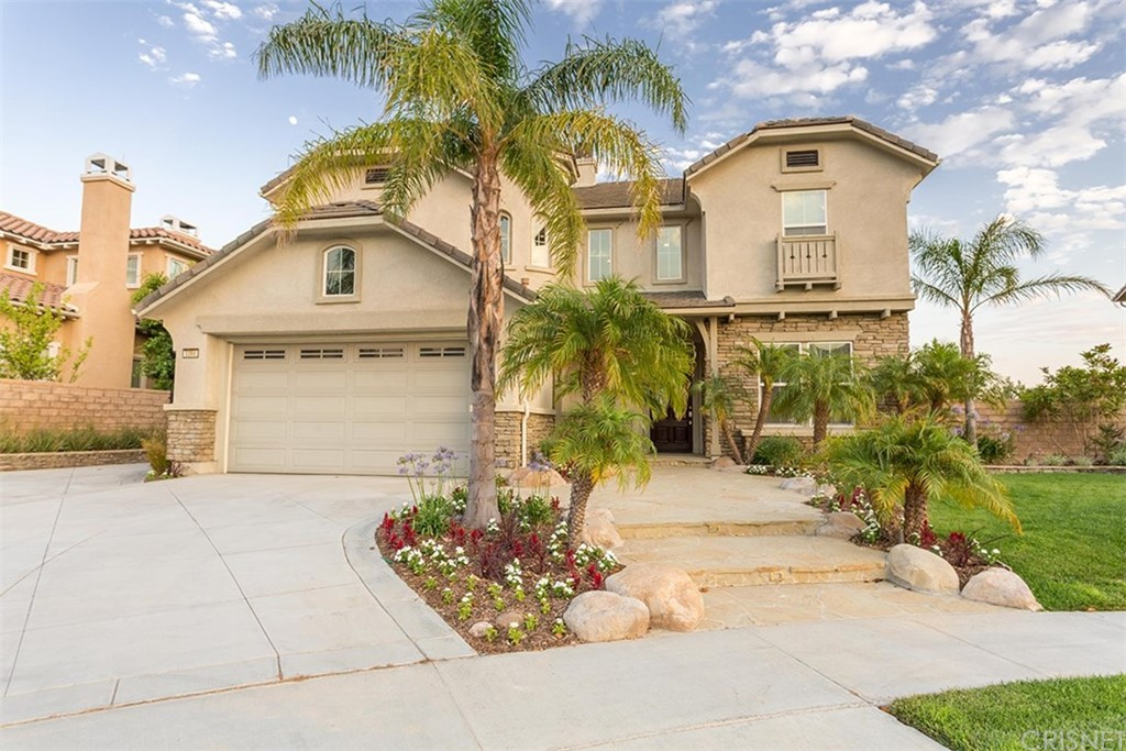 Photo of home for sale at 5066 CORRAL Street, Simi Valley CA