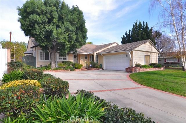 Single Family Home for Sale at 18149 Schoenborn Street 18149 Schoenborn Street Northridge, California 91325 United States