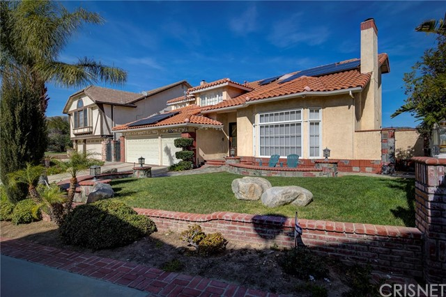 18705 Stonehaven Court , CA 91326 is listed for sale as MLS Listing SR18050365