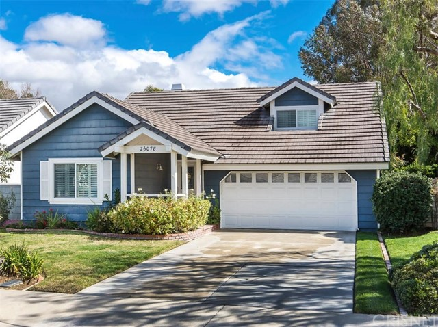 26078 Amable Court, Valencia CA 91355