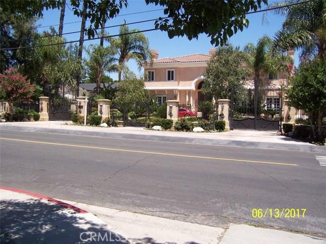 Single Family Home for Sale at 8750 Zelzah Avenue Northridge, California 91325 United States