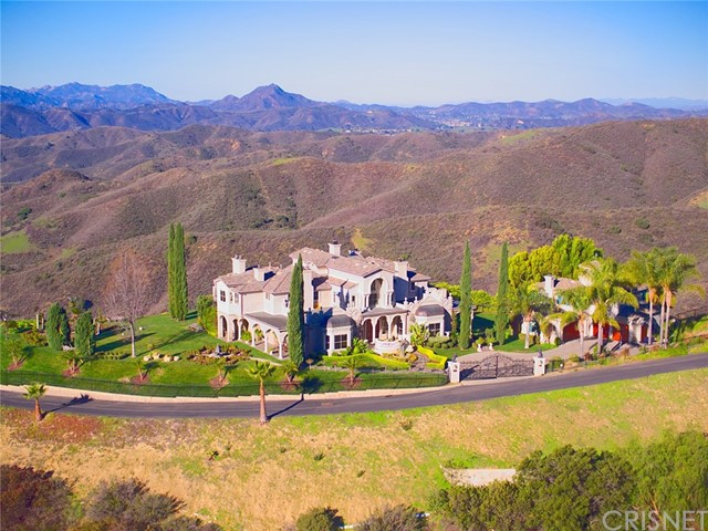 Single Family Home for Sale at 2737 Beacontree Lane Calabasas, California 91302 United States