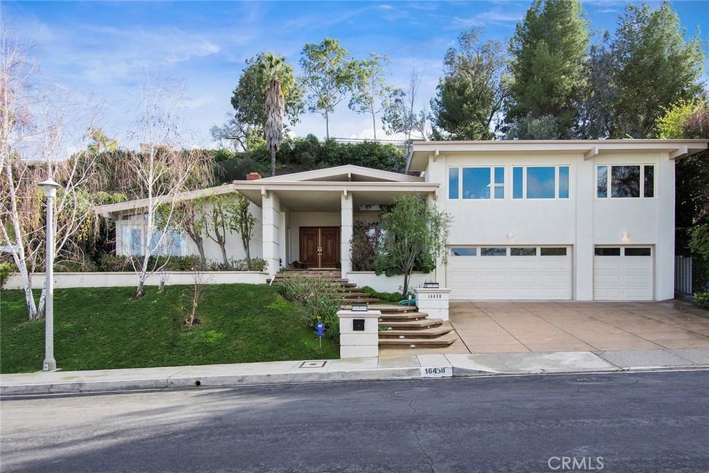 16438 Tudor Drive, Encino, CA 91436