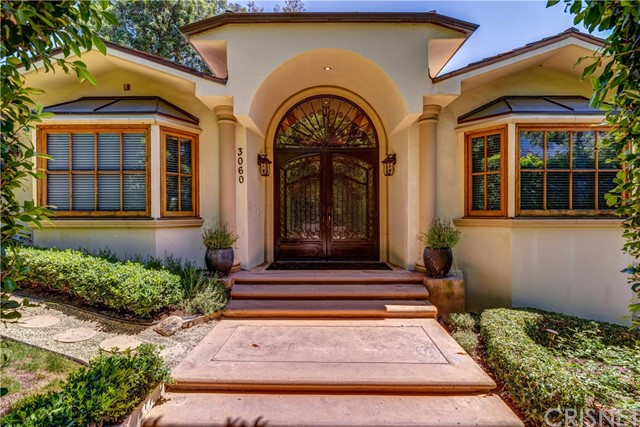 Single Family Home for Sale at 3060 Roscomare Road 3060 Roscomare Road Los Angeles, California 90077 United States
