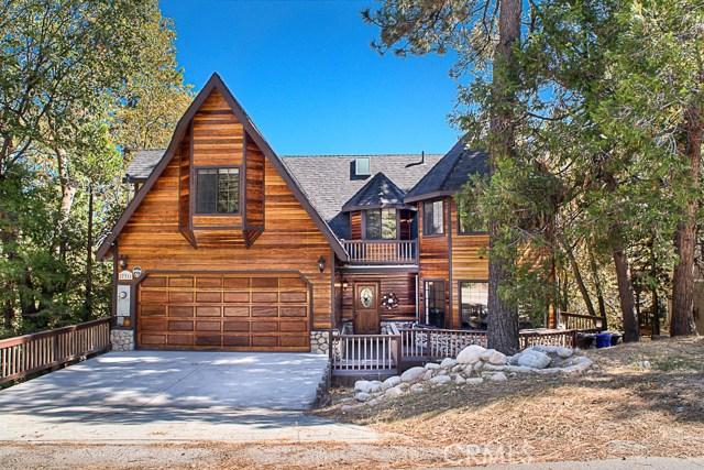 独户住宅 为 销售 在 27311 Peninsula Drive Lake Arrowhead, 加利福尼亚州 92352 美国