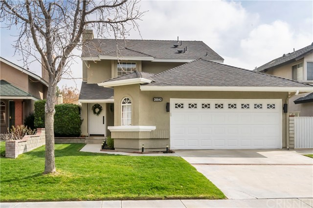 Detail Gallery Image 1 of 1 For 28842 Raintree Ln, Saugus,  CA 91390 - 3 Beds | 2/1 Baths