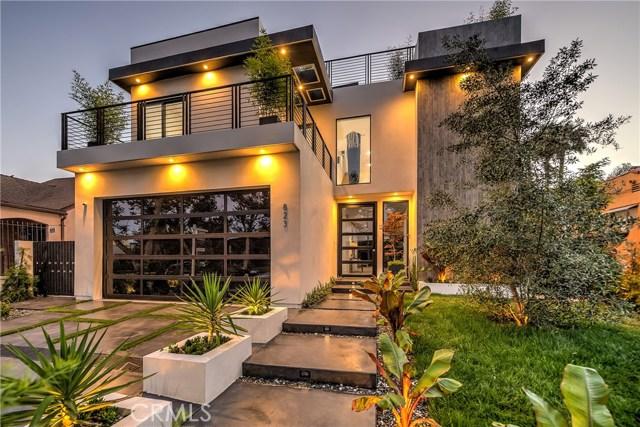 823 N Mansfield Avenue, Los Angeles CA 90038
