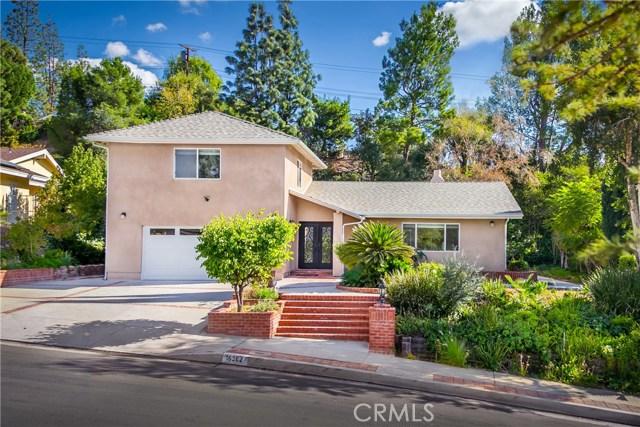 16362 Shamhart Drive, Granada Hills CA 91344