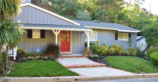 3683 Longview Valley Road, Sherman Oaks CA 91423