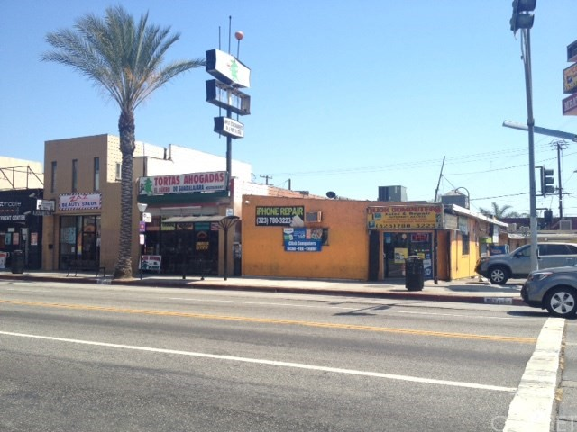 Commercial for Sale at 4500 Whittier Boulevard 4500 Whittier Boulevard Los Angeles, California 90022 United States
