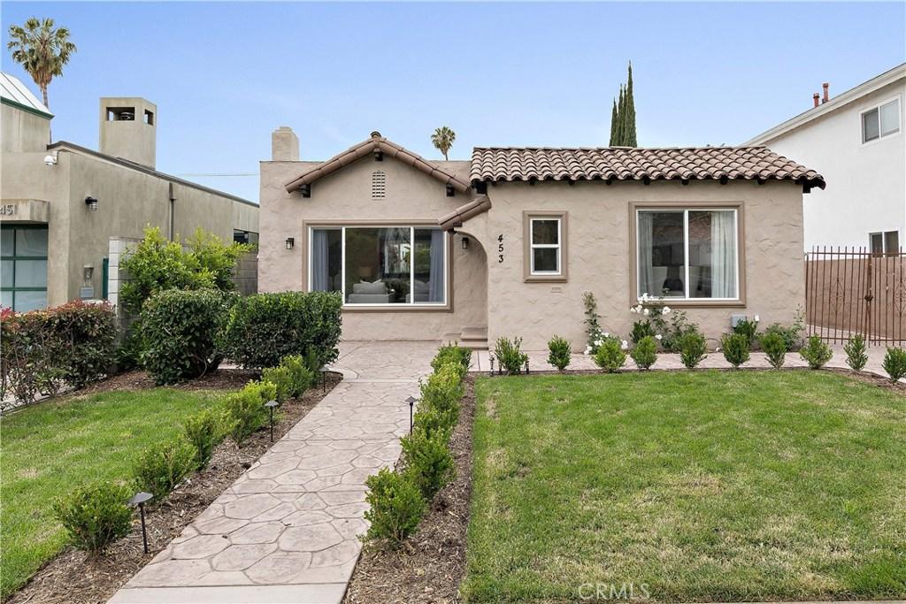 453 NORTH CROFT AVENUE, LOS ANGELES, CA 90048