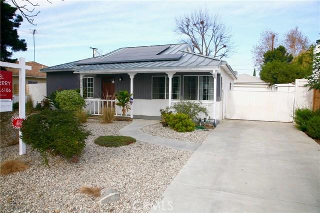 17541 Strathern Street, Northridge CA 91325