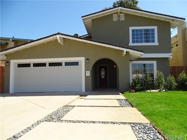 Single Family Home for Sale at 14000 Raven Street Sylmar, 91342 United States