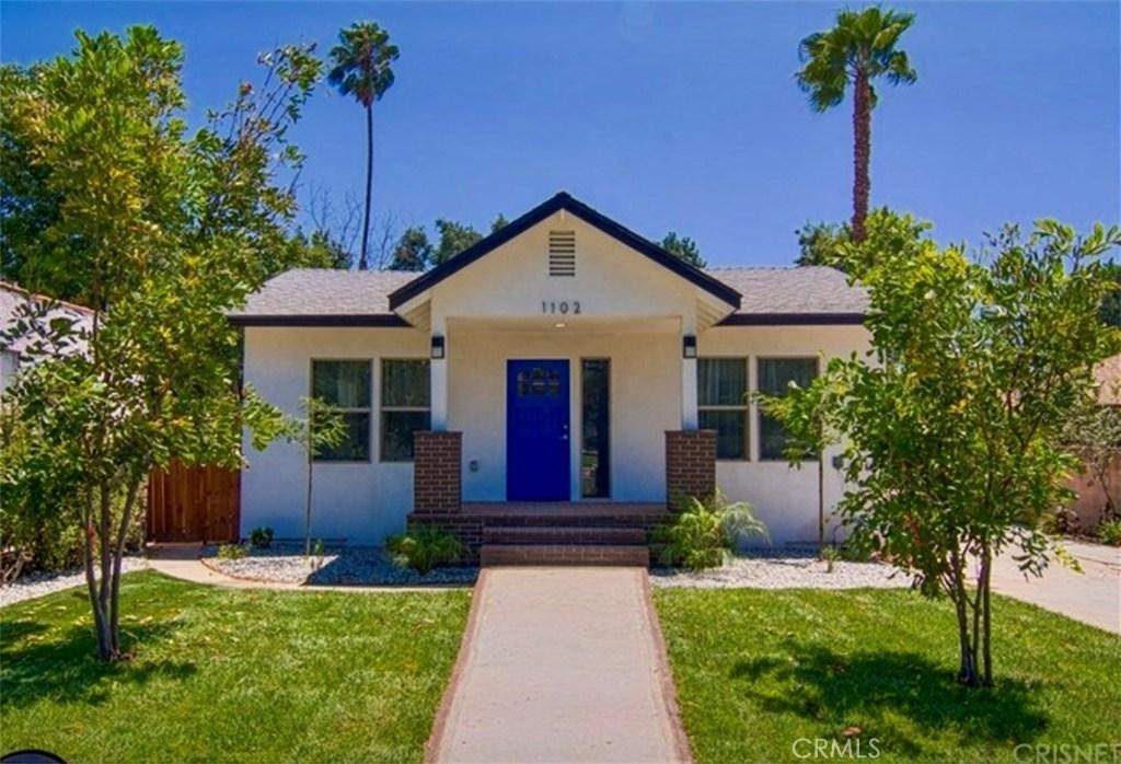 1102 N EL MOLINO Avenue, Pasadena, CA 91104