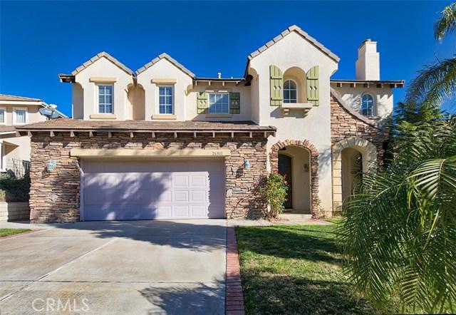 26511 Thackery Lane, Stevenson Ranch CA 91381