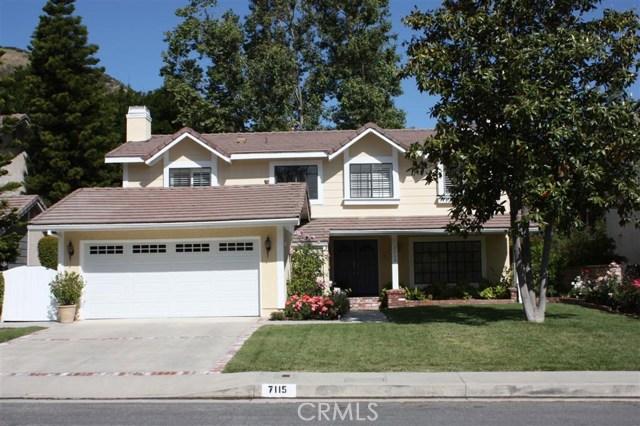 7115 Briarstone Lane, West Hills, CA 91307