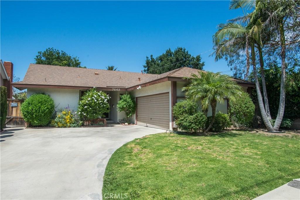 7643 Encino Avenue, Northridge, CA 91325