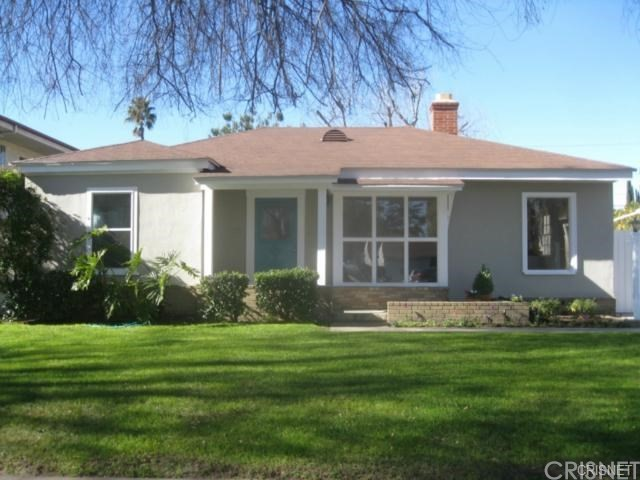 Single Family Home for Rent at 5841 Colfax Avenue North Hollywood, California 91601 United States