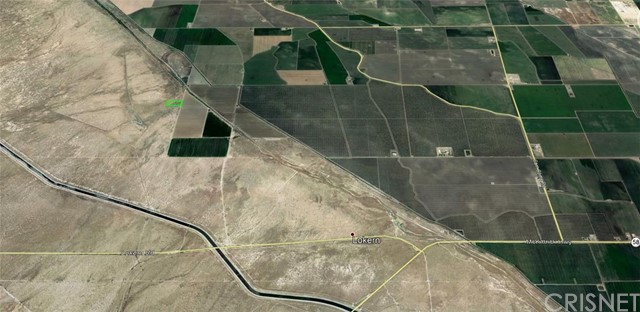 Land for Sale at 1 Lokern Rd & Hwy 58 Buttonwillow, California 93206 United States