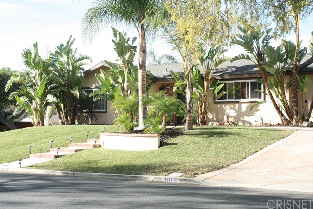 Single Family Home for Rent at 2111 Montgomery Road 2111 Montgomery Road Thousand Oaks, California 91360 United States