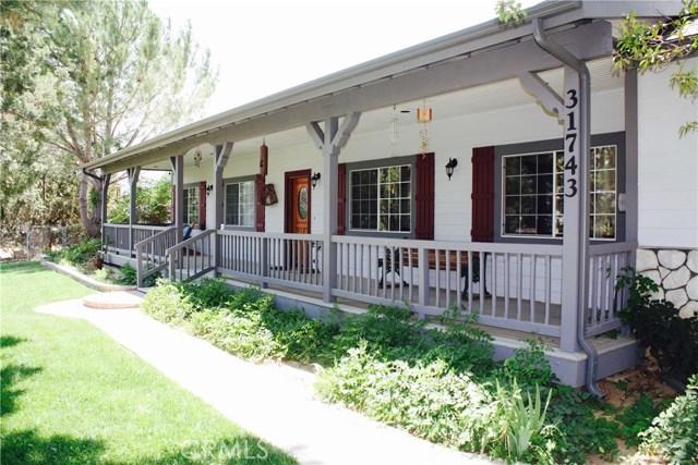 31743 1st Street Acton, CA 93510 - MLS #: SR17153334