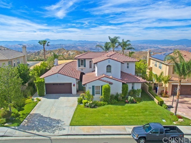 Single Family Home for Sale at 25823 Flemming Place Stevenson Ranch, California 91381 United States