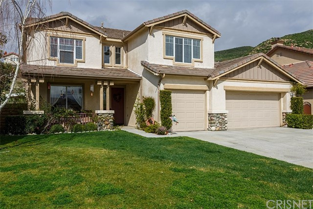 19125 Olympic Crest Drive, Canyon Country CA 91351
