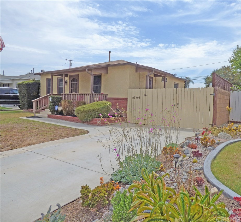 4809 FALCON Avenue, Long Beach, CA 90807