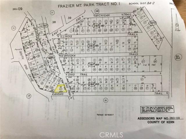 227 E End Frazier Park, CA 93225 - MLS #: SR18128983