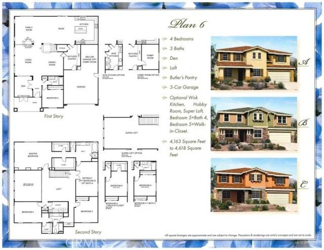 43909 Catsue Place Lancaster, CA 93536 - MLS #: SR18102590