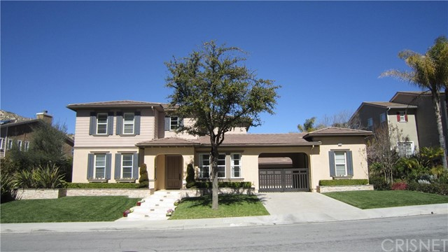 Single Family Home for Sale at 25635 Morning Mist Drive Stevenson Ranch, California 91381 United States