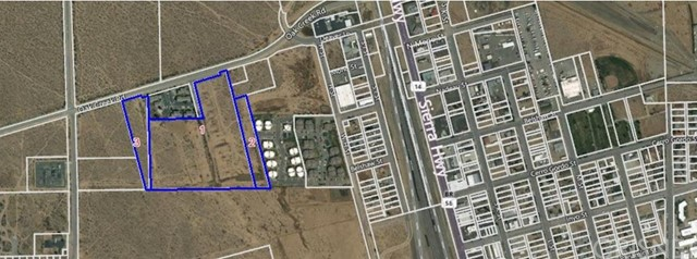 Land for Sale at 2800 Oak Creek Road Mojave, 93501 United States