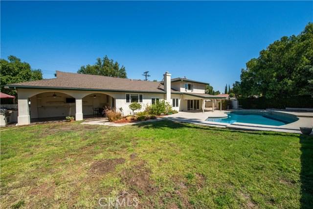 16900 Pineridge Drive Granada Hills, CA 91344 - MLS #: SR18292054